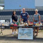 Diljemer Hofflohmarkt-Schatzkiste - An über 140 Stellen konnte man fündig werden