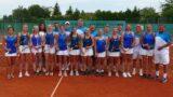 Tennis Blau-Weiß Leimen: Gemeinsam gefrühstückt, gefahren und gewonnen!