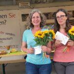 Jubiläen im Tom-Tatze-Tierheim - Karin Schuckert und Susanne Kraus geehrt