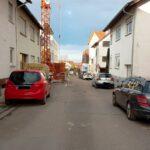 Parken in der Bismarckstraße - Müllfahrzeuge kommen nicht durch