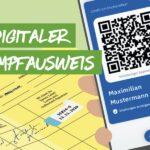 Digitalisieren von Impfbescheinigung und Genesenenzertifikat - Die Apotheke hilft