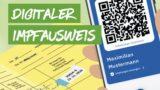 Digitalisieren von Impfbescheinigung und Genesenenzertifikat – Die Apotheke hilft