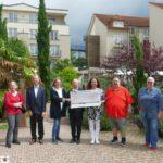 Lions Club Leimen spendet 5.000,- Euro - Für Tafeln, Kindergärten und Schulen