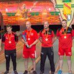 Kegeln: 1. Nordbaden-Cup - Rot-Weiß Sandhausen holte sich den Pokal