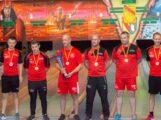 Kegeln: 1. Nordbaden-Cup – Rot-Weiß Sandhausen holte sich den Pokal