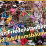 Fr.-Ebert-Gymnasium: Von Friedenstauben und Jubiläumsbäumen