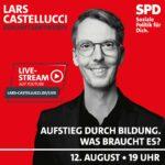 """Digitales Zukunftsgespräch: """"Aufstieg durch Bildung. Was braucht es?"""""""