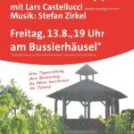 Lars Castellucci lädt zum Dämmerschoppen in die Wieslocher Weinberge