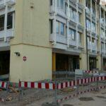 """Abriss"" des Kurpfalz-Centrums hat begonnen - Tiefgarage bei Bauarbeiten beschädigt"