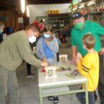 GALL-Ferienprogramm: </br>Wir bauen Bienenhotels