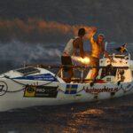Zu zweit per Ruderboot über den Atlantik - Die 4.800 km Challenge für Janik und Danny