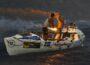 Zu zweit per Ruderboot über den Atlantik – Die 4.800 km Challenge für Janik und Danny