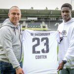 SVS leiht Flügelstürmer Christian Conteh von Feyenoord Rotterdam aus