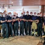 Gefahrentier-Workshop für die Berufsfeuerwehr Heidelberg im Zoo