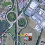 Abbau Freileitung Bereich Weidhof - Vollsperrung der B3 am Sonntagmorgen