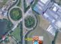 Abbau Freileitung Bereich Weidhof – Vollsperrung der B3 am Sonntagmorgen