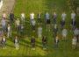 24 junge Menschen haben ihre Ausbildung beim Kreis begonnen