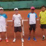 Leimener Tennis-Jungs spielen um Badische Mannschafts-Meisterschaft