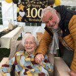 Nußlocherin Elsa Schumacher feierte 100. Geburtstag von