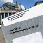 Bekanntmachung der Großen Kreisstadt Leimen zur Bundestagswahl