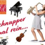 Musikschule startet ins neue Schuljahr: Schnuppertag am 25. September