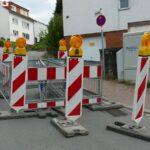 Informationen zu den Baustellen im Bubenwingert und Beintweg