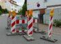 Beintweg / Ecke Fuchsberg wird wg. Fahrbahnabsenkung beidseitig gesperrt