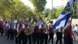 Stadt- und Feuerwehrkapelle: </br>Platzkonzert im Menzerpark am Kerwesonntag