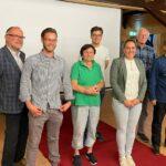 Mitglieder-Versammlung der SPD Leimen wählte neues Vorstandsteam