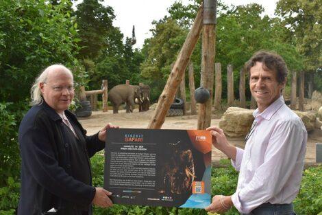 """Reiss-Engelhorn-Museen und Zoo kooperieren bei """"Eiszeit-Safari"""""""