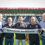 Alois Schwartz ist neuer Cheftrainer des SV Sandhausen