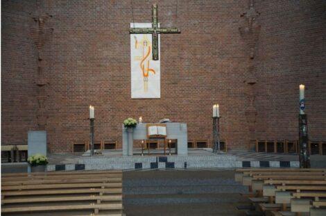 Dreifaltigkeitskirche Sandhausen: </br>Kirche verwüstet und Inventar beschädigt