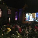 """Kinostimmung im Mauritius-Kirchgarten mit """"Verstehen Sie die Béliers?"""""""