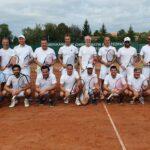 """Doppel-König: Tennis-Retro-Turnier """"Ganz in Weiß"""" beim TC Blau-Weiß Leimen"""