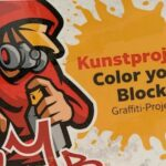 """Color your block"" </br>Coole Graffity- Kunstaktion startet in Leimen"