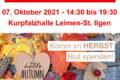 DRK Leimen und Blutspendedienst bitten zur Blutspende in der Kurpfalzhalle