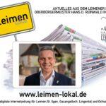 Leimener Gemeinderat: OB Reinwald zog zahlreiche Tagesordnungspunkte zurück