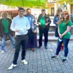 Jürgen Kretz verpasste knapp ein Mandat - Dank an Wahlkampfhelfer