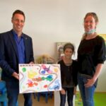 Nußlocher Kindertagespflege Drachenhort in neuen Räumlichkeiten