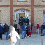 Kunstverein Leimen kehrt mit einem Paukenschlag in die Öffentlich zurück