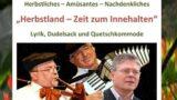 """Kommenden Sonntag: Matinée """"Herbstland"""" in der alten Fabrik"""