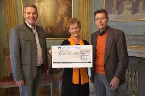 125 Jahre Liedertafel Leimen – Verein erhielt Jubiläumsspende der Stadt